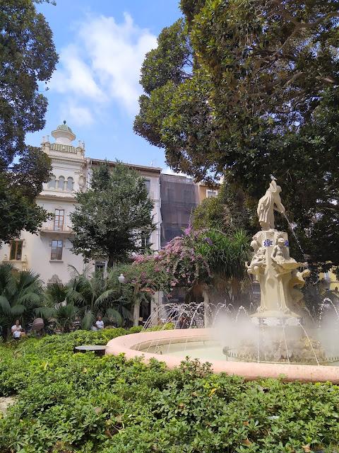 Place Gabriel Miro Alicante