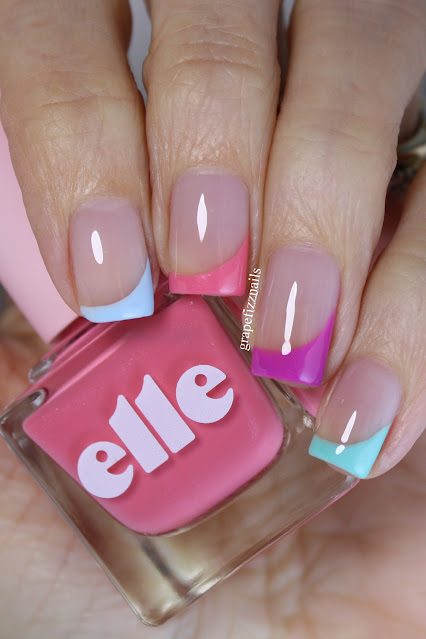 Elle Polish Nail Art