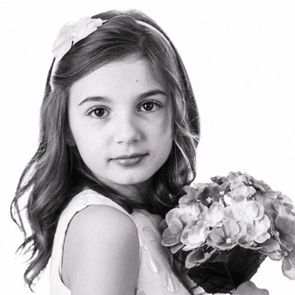 retrato infantil valencia