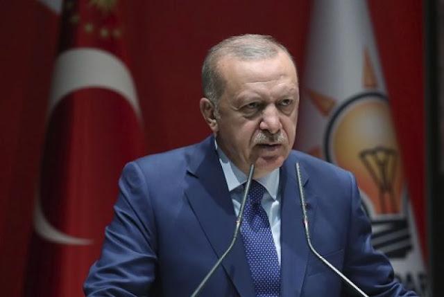 Ερντογάν: Θα ανοίξουμε τις πύλες μας στους πρόσφυγες να «πάνε όπου θέλουν»