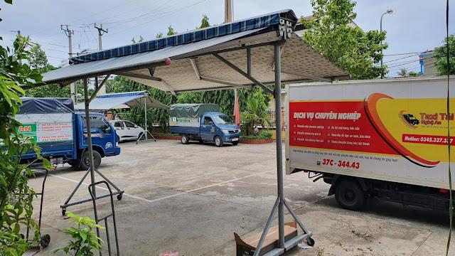 Taxi Tải Thành phố Vinh