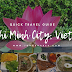 |TRAVEL| Ho Chi Minh City, Vietnam