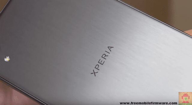 Flash Sony Xperia X F5121 Nougat 7.1.1 Firmwares  FTF File Tested Firmware