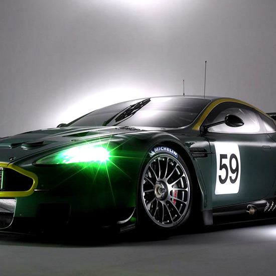 Aston Martin Race Car Wallpaper Engine