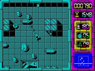 Afteroids - Spectrum ZX