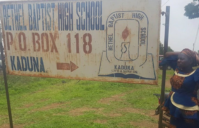Bandits said they'll release remaining 87 students in batches - Kaduna Baptist conference