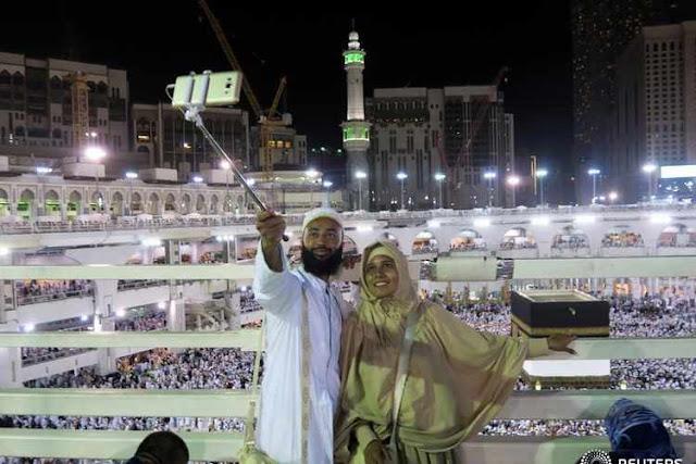 Fenomena Selfie dan Kemabruran Ibadah Haji