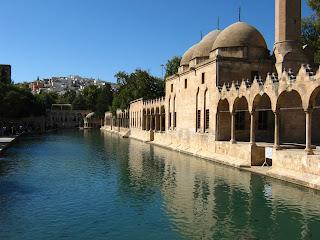 yurtiçinde gezilecek dini yerler balıklı göl