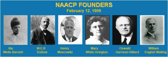 Image result for the founding of the NAACP