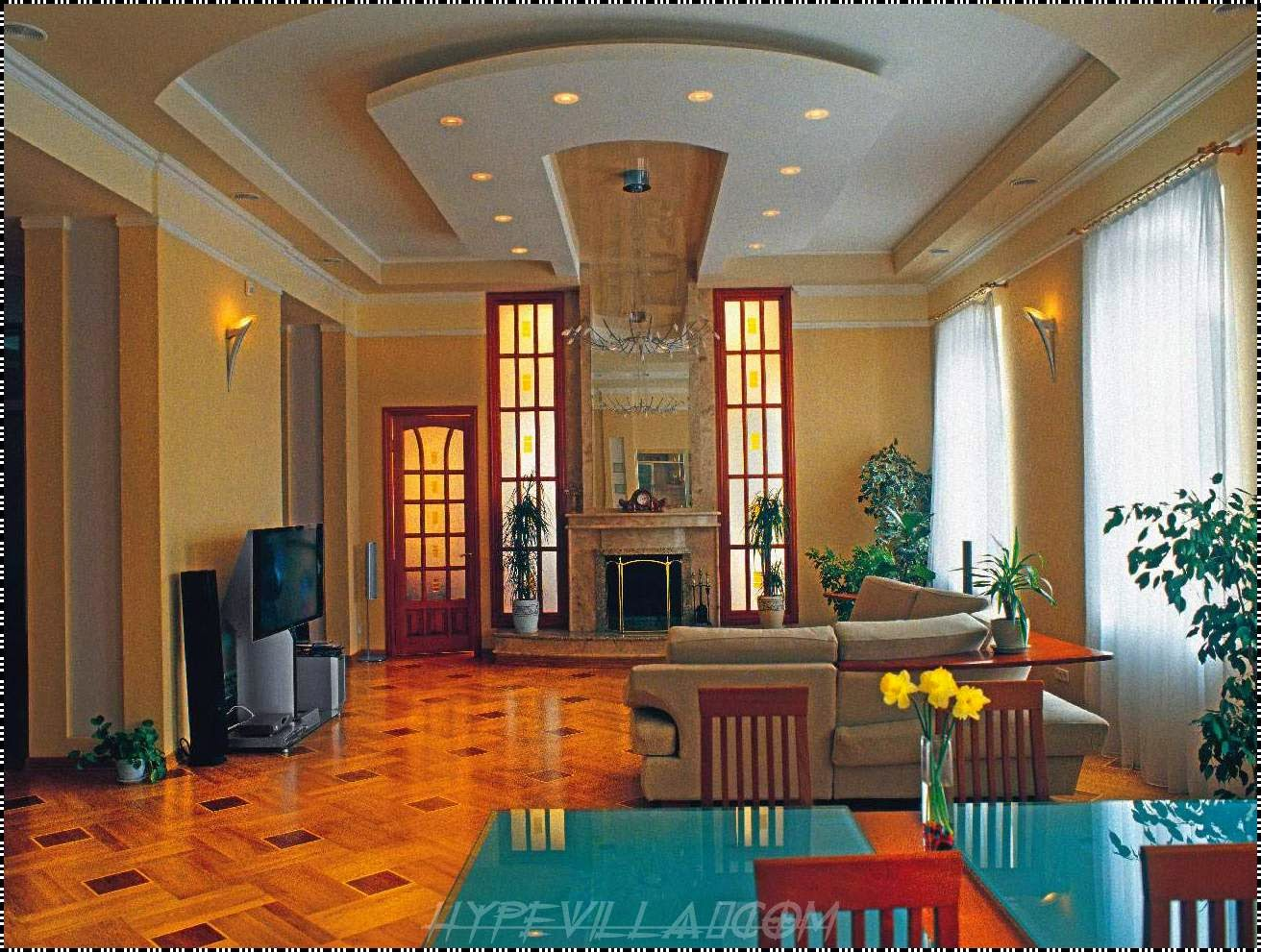 The Most Beautiful House Interior Design Ideas And ... on Beautiful Home Decor  id=83548