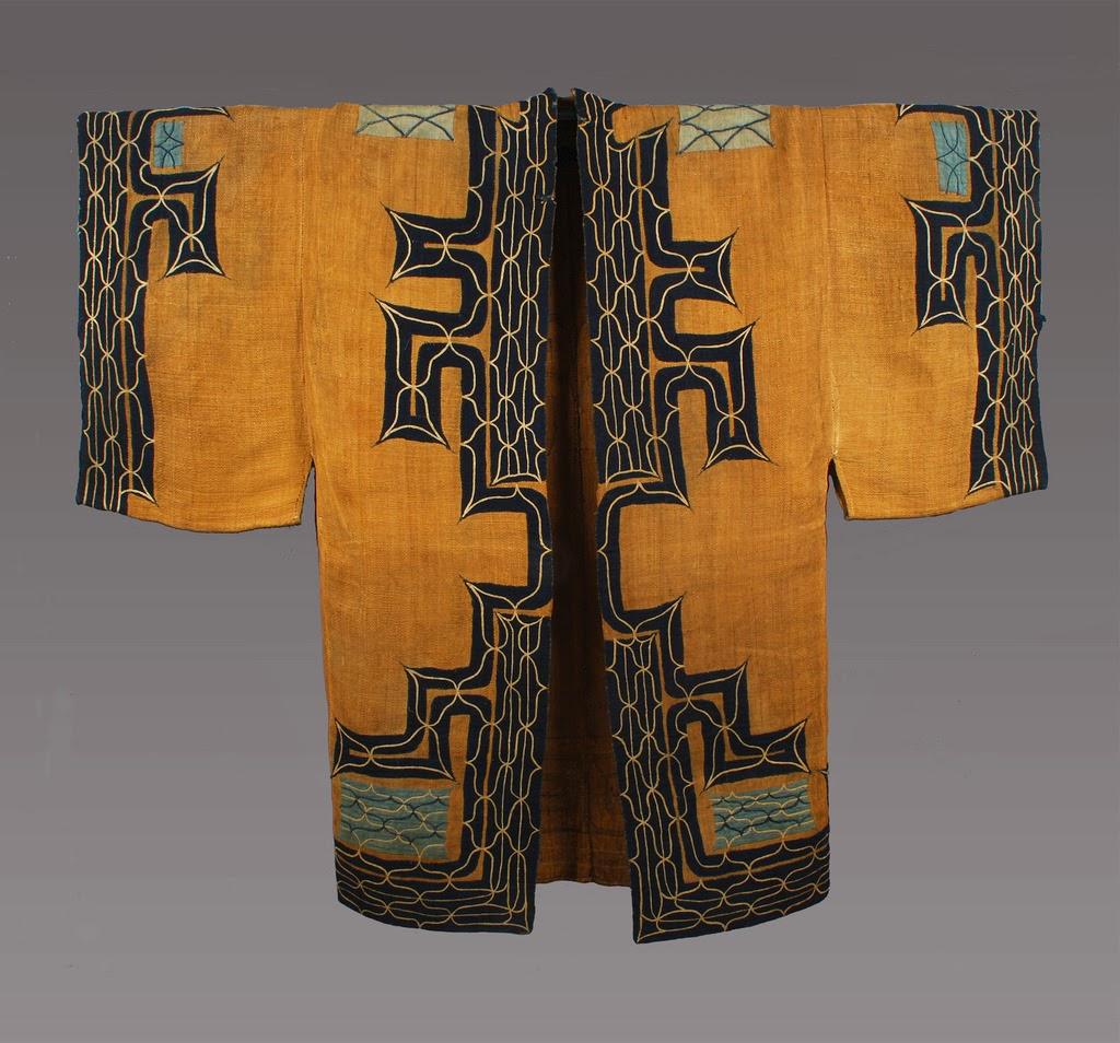 Ainu man's robe