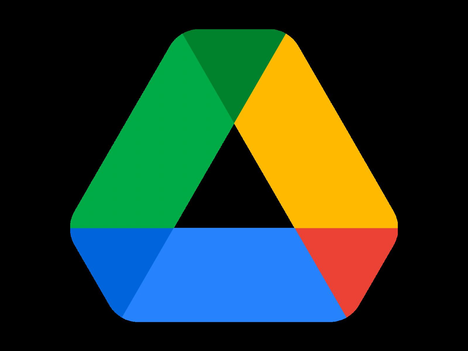 Logo Google Drive Terbaru