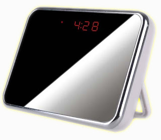 Digital Clock Camera Recorder