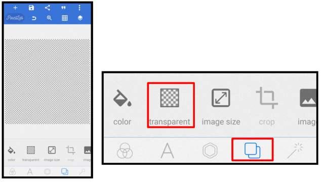 Cara Membuat Foto Profil TikTok Transparan