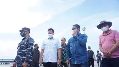 Bupati Darma Wijaya Jalankan Perintah Jokowi Menata Pulau Kecil, Pulau Berhala Bakal Disertifikatkan
