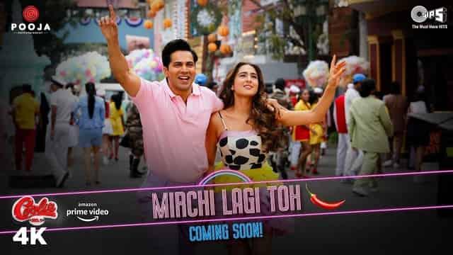 तुझको मिर्ची लगी Tujhko Mirchi Lagi Toh Lyrics In Hindi