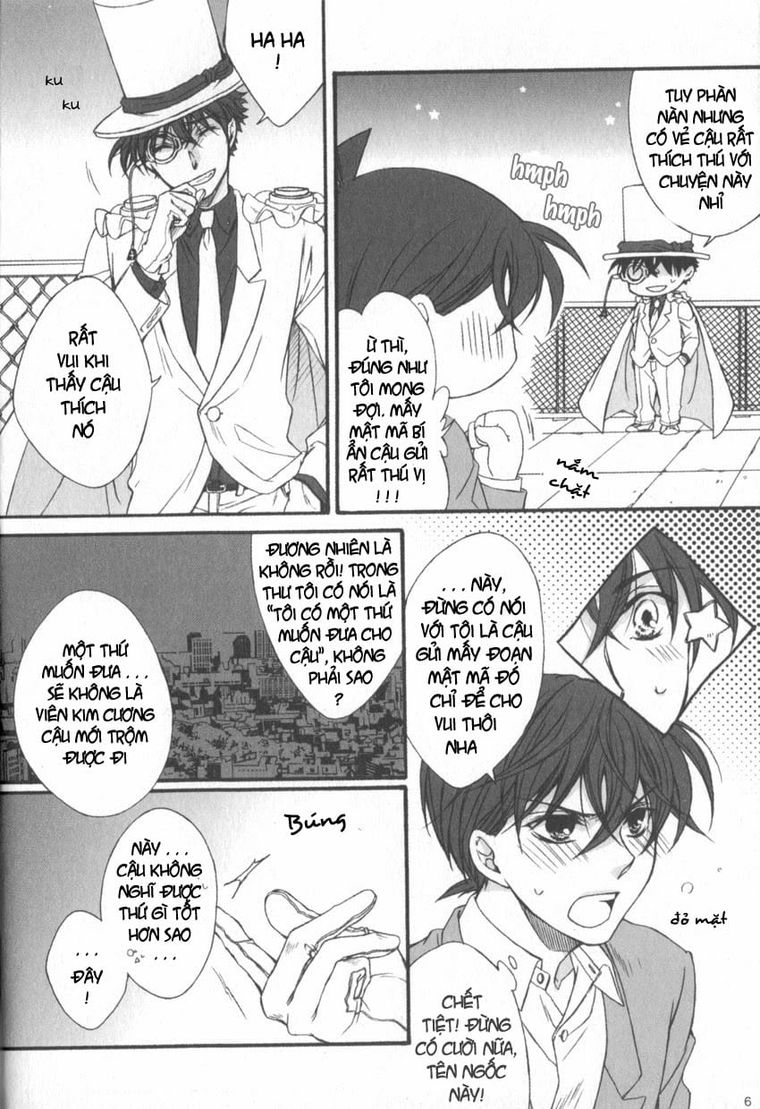 Trang 7 - Conan Doujinshi - WBirthday (- Haco) - Truyện tranh Gay - Server HostedOnGoogleServerStaging