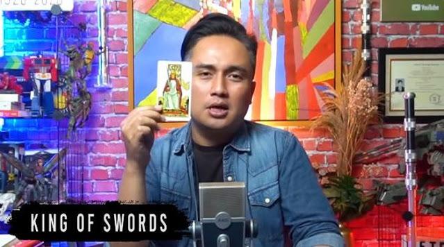 Terawang Kebangkitan Bangsa, Denny Darko Sebut HRS Bakalan Jadi Menteri Agama RI 2024