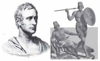 Thomas Stanford Raffles dan Prajurit Bugis Berani Mati