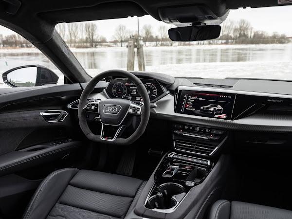 Audi anuncia fim do desenvolvimento de combustão interna