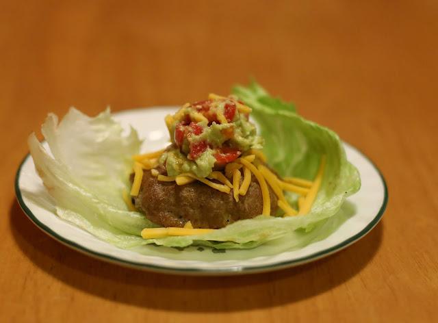 Keto Low Carb Turkey Burgers
