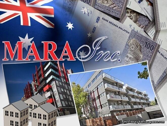 Rasuah MARA di Melbourne