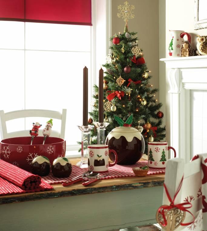 Novelty Christmas Dining At Matalan 2011