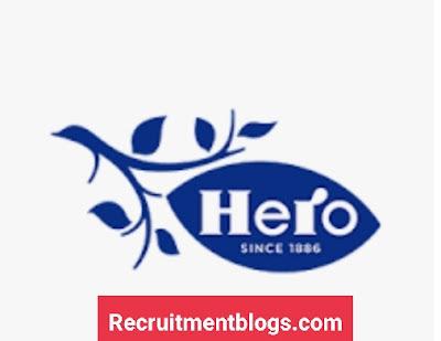 Hero Company Vacancies