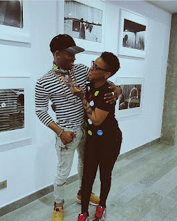 Photo : Korede bello & Chidinma, do we guess right?