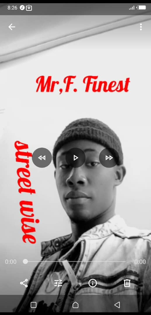MUSIC: Hustle must pay -by-mr finest