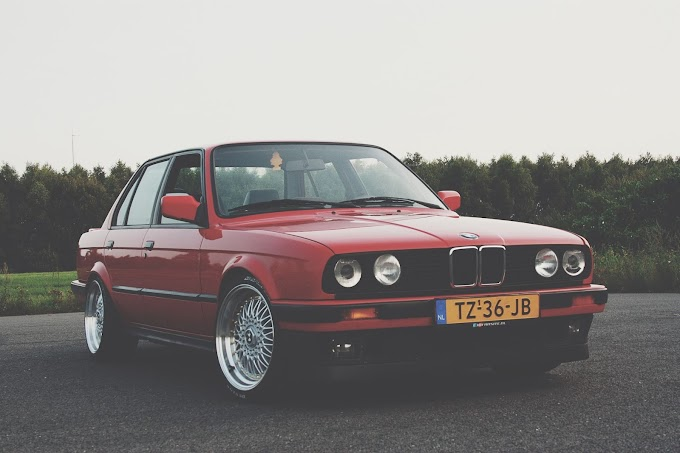 Classic Cars BMW 320i HD Wallpapers