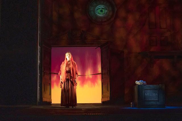 Handel: Amadigi di Gaula - Jenny Stafford - English Touring Opera (Photo Richard Hubert Smith)
