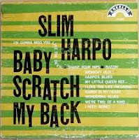 'Baby, Scratch My Back' (Slim Harpo)