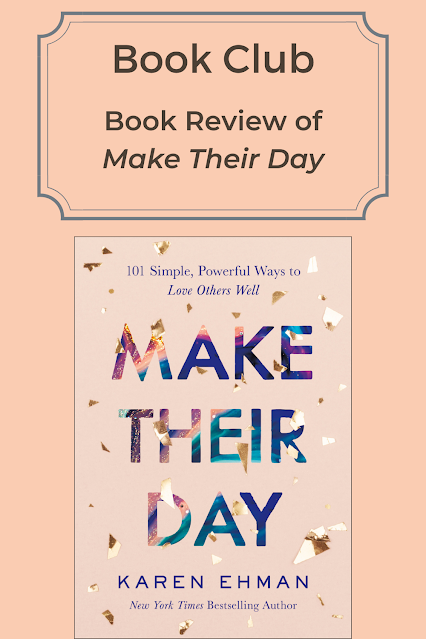 Book Club Book Review of Make Their Day; cover of Make Their Day