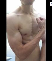 [1175] Nice body cumshot