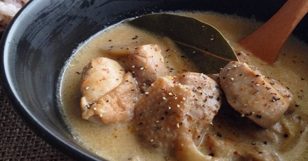 Classic Chicken Adobo In Coconut Milk Recipe