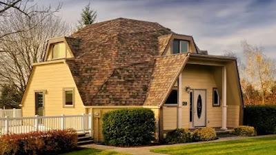 Desain Atap Rumah Model Kubah