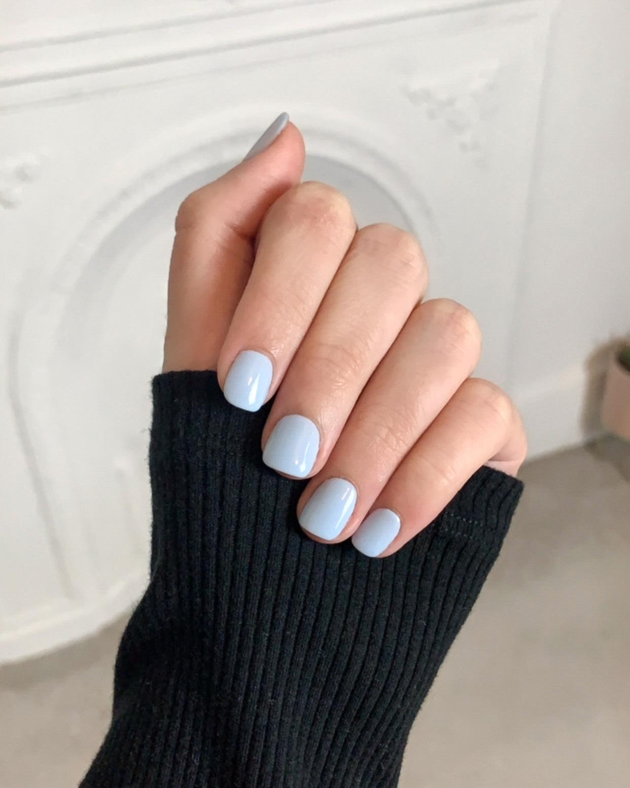 revarnish london gel manicure blog review