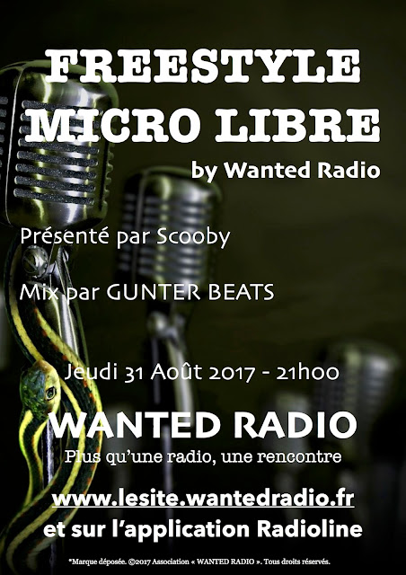 Freestyle Micro Libre by Wanted Radio