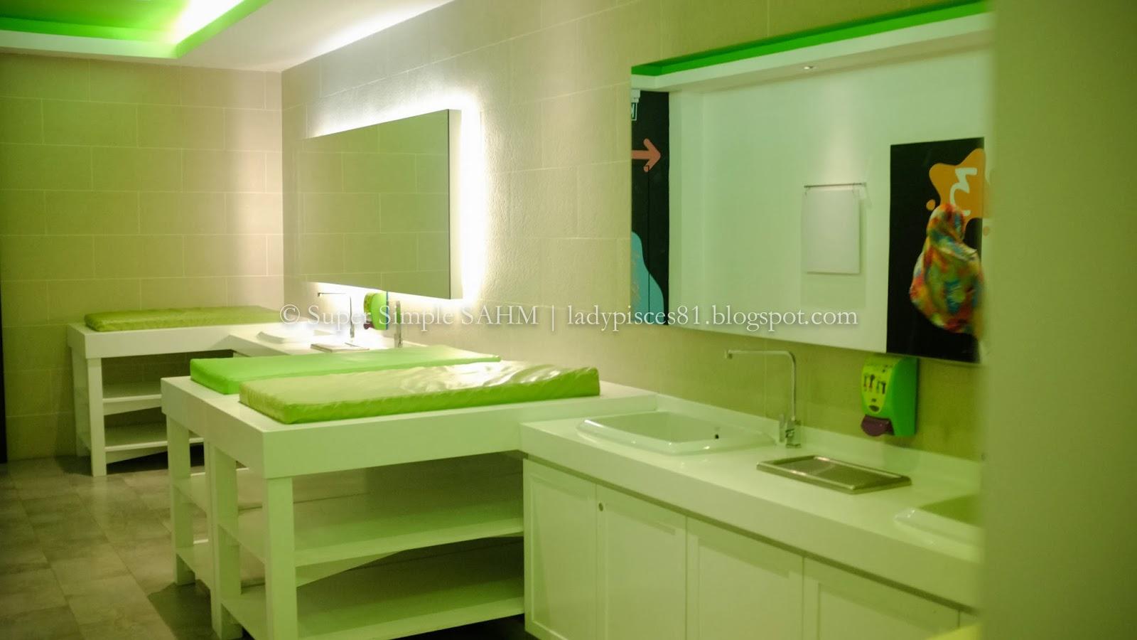 Super Simple Sahm Baby Changing Room Citta Mall Ara