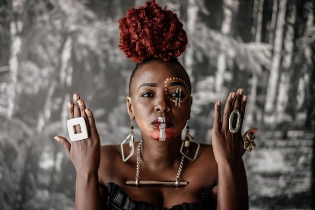 Muthoni Drummer Queen Mohawk