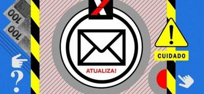 Golpe virtual simula e-mail da Caixa para roubar dados