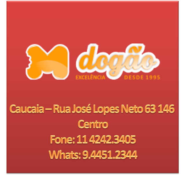 MARCIO DOGÃO CAUCAIA