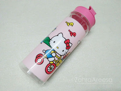tumbler hello kitty, peminat hello kitty