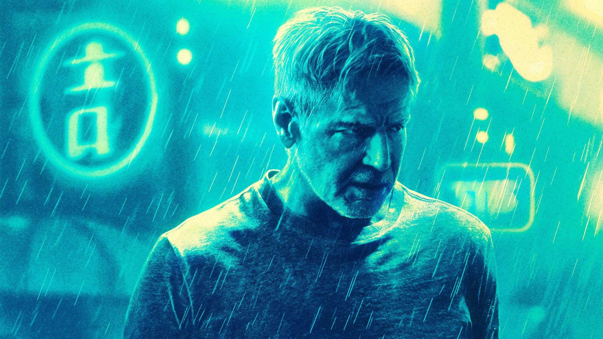 Harrison Ford Blade Runner 2049 Hd