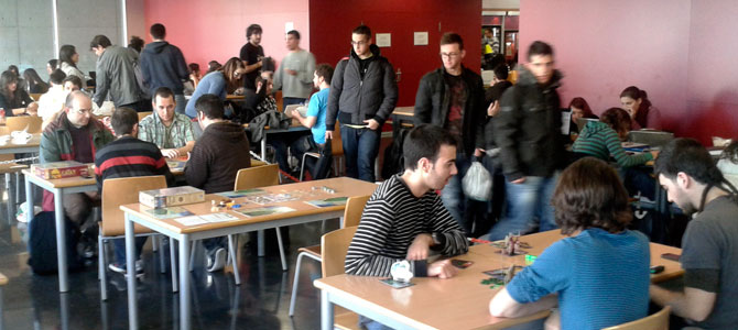 Jornadas Presentación ARS 2012 sala