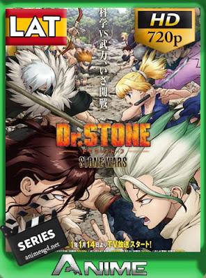 Dr. Stone Stone Wars [11/11]Latino HD [720P] [GoogleDrive] DizonHD