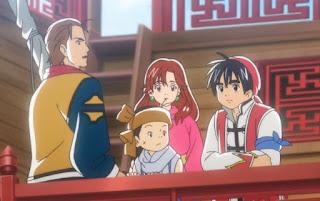 Shin Chuuka Ichiban! Episodio 08