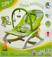 Super Baby Bouncer Care CBR6901 Elfe Dreamy Rocker up to 40kg