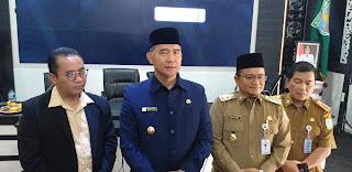 Walikota Kota Jambi Secara Resmi Membuka Bimtek SAKIP .